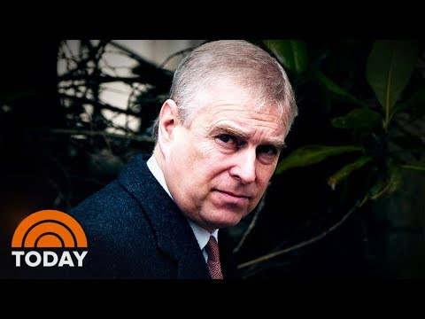 Prince andrew's royal office moved out of buckingham palace | today