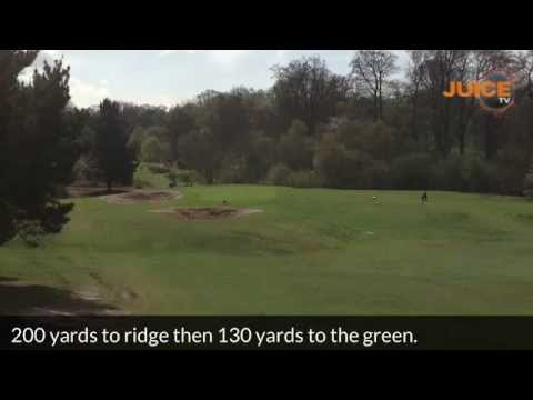 How a british golf course is being redesigned! leeds castle golf course.