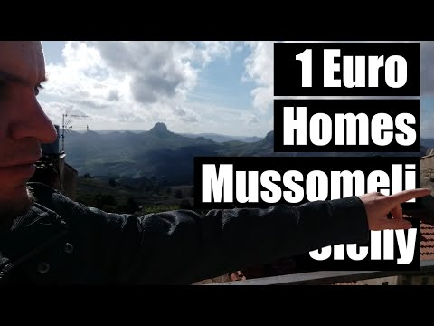 What to expect when buying a 1 euro home in mussomeli sicily | italian villa