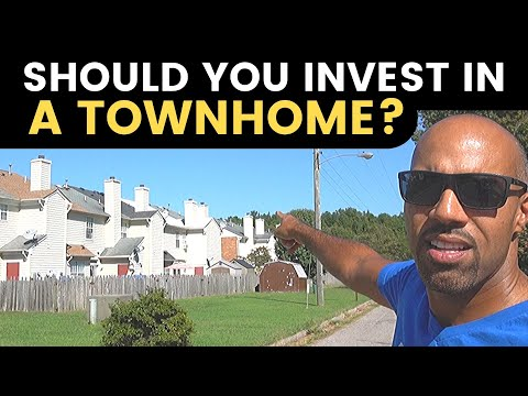 Should you invest in a townhome, home inspection!