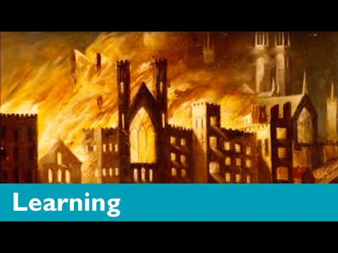 The fire of 1834 - stories from parliament