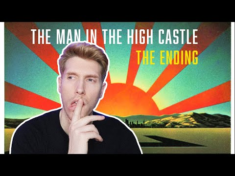 The man in the high castle    can the book explain the tv ending? (spoilers)