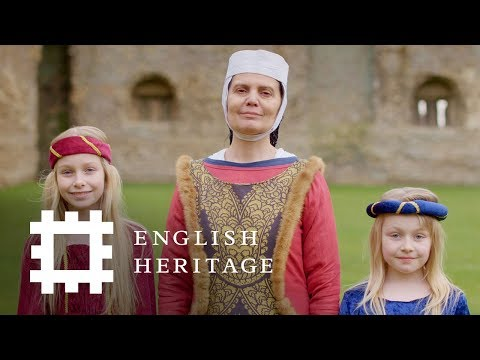 What was life like? | episode 6: castles - meet a medieval noblewoman