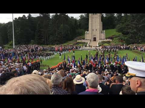 Chateau-thierry and the battle of belleau wood, episode 256