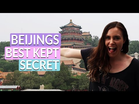 Summer palace beijing   china travel guide