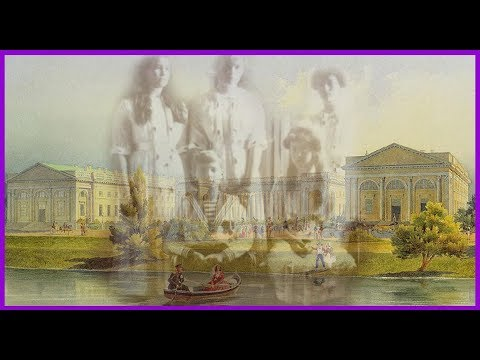 Do alexander palace of russia have spirits of romanov family in it?