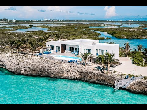 Incomparable villa in turtle tail, turks and caicos islands | sotheby's international realty
