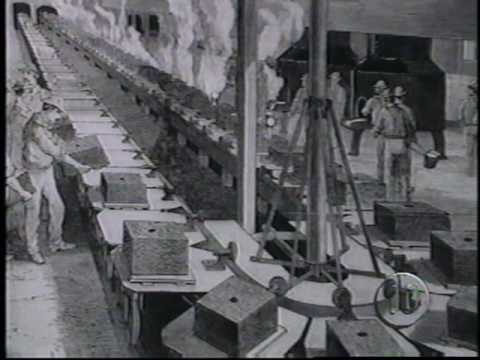 Turning points in history - industrial revolution