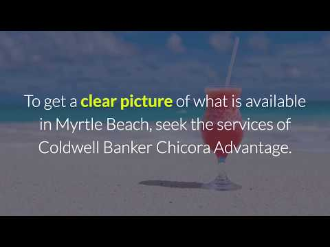 Using myrtle beach real estate agents to find your best home or rental property