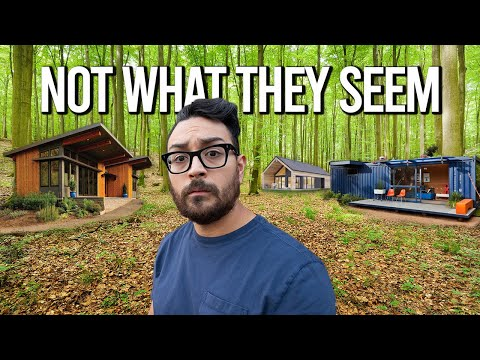 The harsh reality about pre-fab homes and why i won't ever buy them