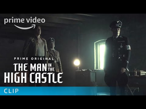 The man in the high castle season 1 ss interrogation | prime video