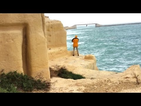 Massive uncharted ruins below the medieval star forts of malta; the megalithic temples of malta
