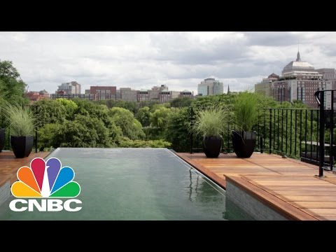 Classic beacon hill mansion | expensive homes | cnbc