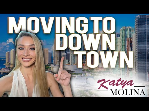 Main reasons why so many people are moving to downtown miami.