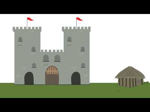 Why we don't build castles anymore?