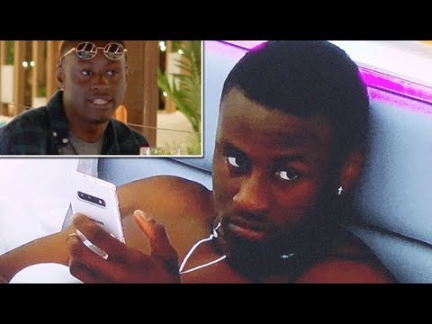 The real reason sherif was kicked off love island