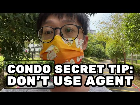 Why buy condo without agent, plus 8 property tips for singapore