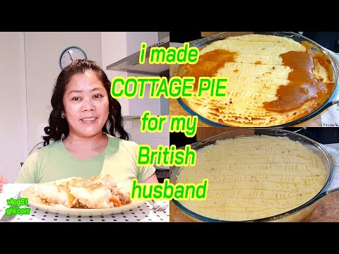 Tasty english cottage pie | how to make cottage pie (full english) | ghi corr