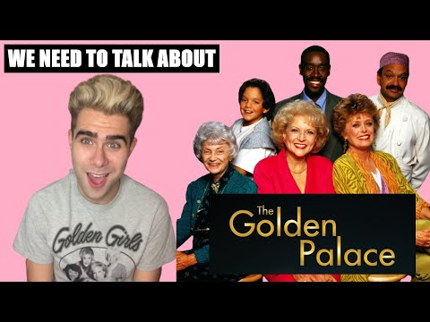 We need to talk about the golden palace