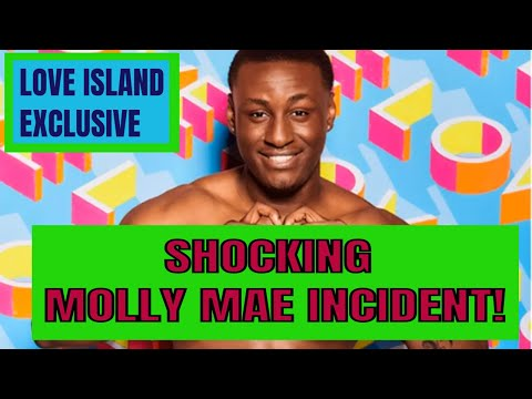 Shocking molly mae incident - finally- the real reason sherif left love island