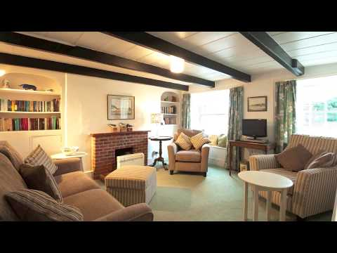 April cottage, st just-in-roseland, cornwall
