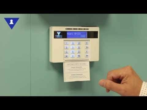 How to change the time and date on your keybury castle euro range panel