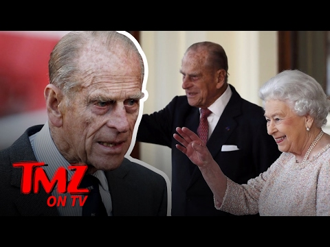 Buckingham palace called an emergency meeting and it was about prince phillips retirement | tmz tv
