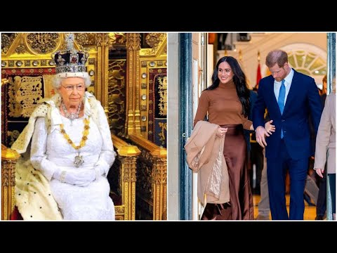 Shocking news, harry and meghan loses hrh titles royal funds and payback £2.4m frogmore refurbish