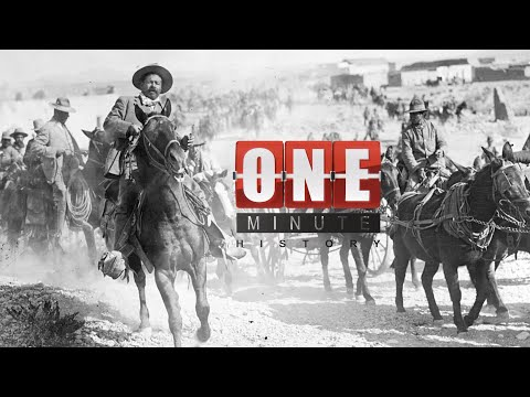 Pancho villa - heroes of the mexican revolution - one minute history