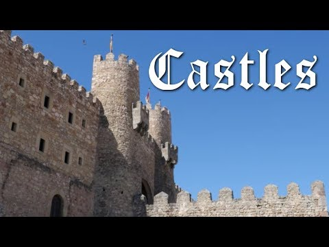 Castles for kids: what is a castle? medieval history for children - freeschool