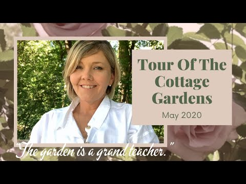 Tour of the cottage gardens