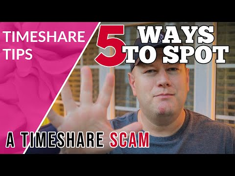 5 ways to spot timeshare resale scams - don't be a victim