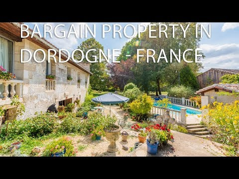 This is a bargain! charming stone house set in the dordogne - ref 52431vd24