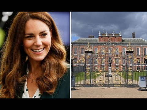 Kate middleton fans to get behind the scenes look at kensington palace home - how to watch