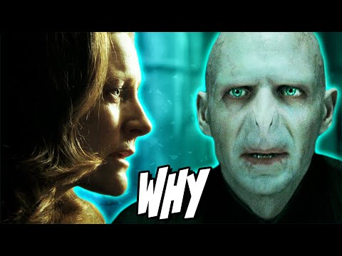 Why didn't lily disapparate with harry to escape voldemort? - harry potter theory