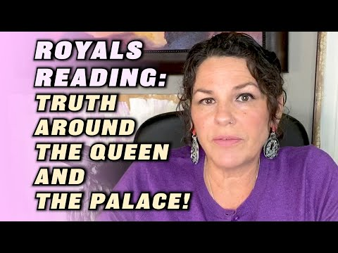 What's really going on with queen elizabeth and buckingham palace?