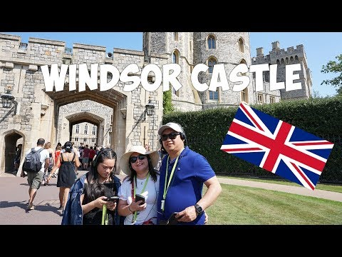 Windsor castle tour - the queen royal residence -repost    windsor 2019