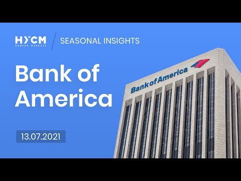 Hycm seasonal insights: is the bank of america set for summer gains? 13/07/21