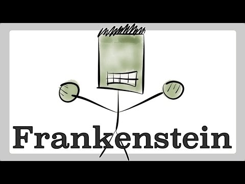 Frankenstein by mary shelley (book summary) - minute book report