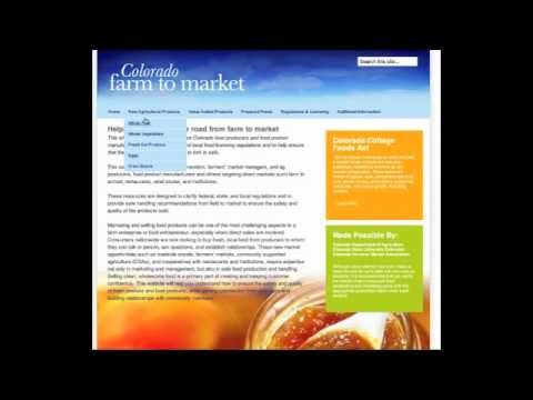Cottage foods law - a short overview