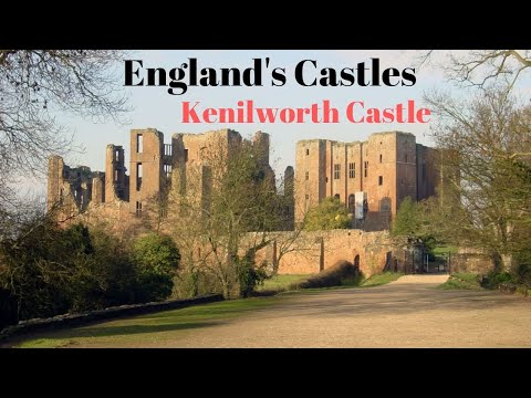Kenilworth castle - the fight for elizabeth i's hand in marriage - england's castles ep 3