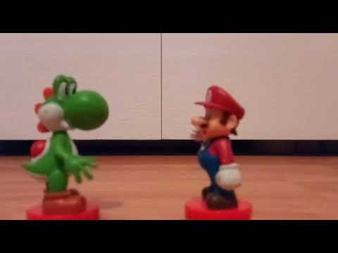 Why yoshi isn't allowed in the castle (remake)