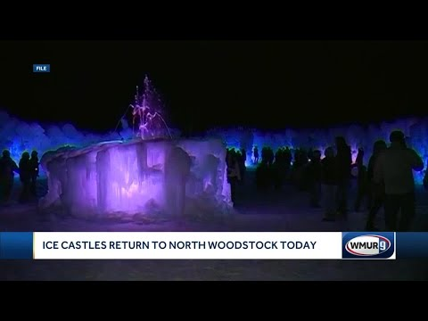 Ice castles open for the season on friday