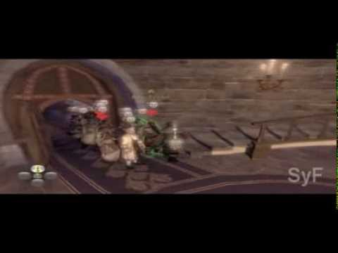 Fable 2 cheats - out of map (castle fairfax)