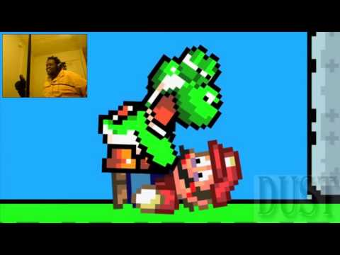 Dustdarapper react: why yoshi isn't allowed in the castle