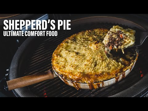 Here is why you need .... shepherd's pie !!!