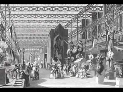 Great exhibition of 1851 crystal palace