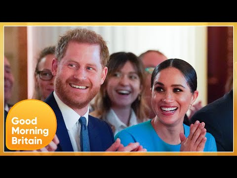 Harry and meghan repay the millions for frogmore cottage but why keep their titles?   gmb