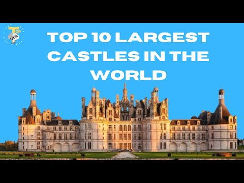 10 largest castles in the world you need know