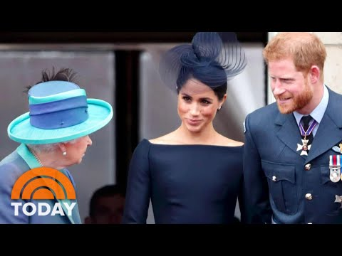 Will meghan markle and harry's oprah interview damage the royal family? | today